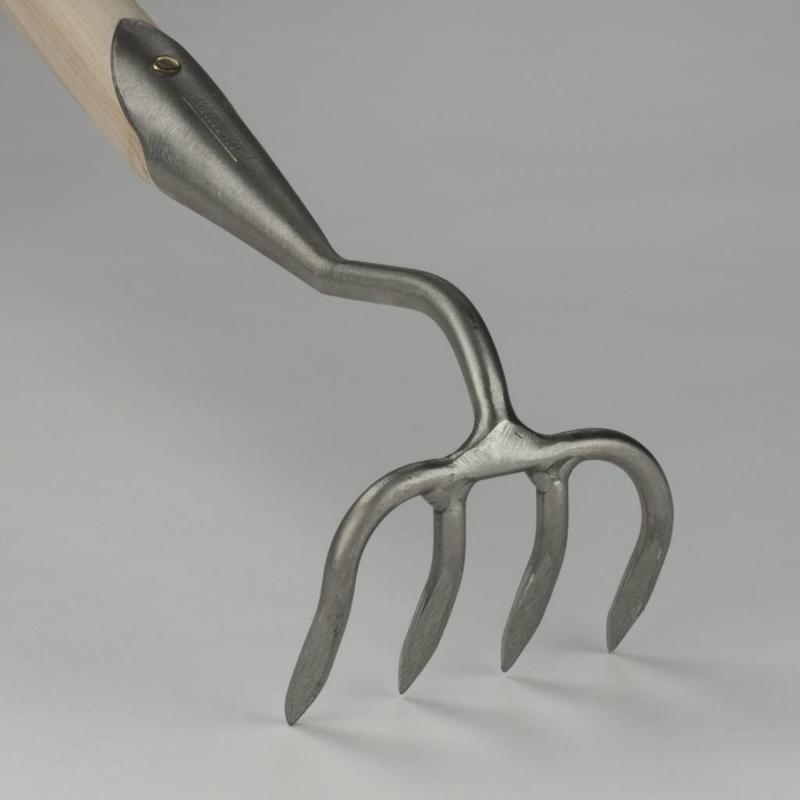 Прополочные Грабли розовода Sneeboer 4 зубца   145 см дамская рукоятка