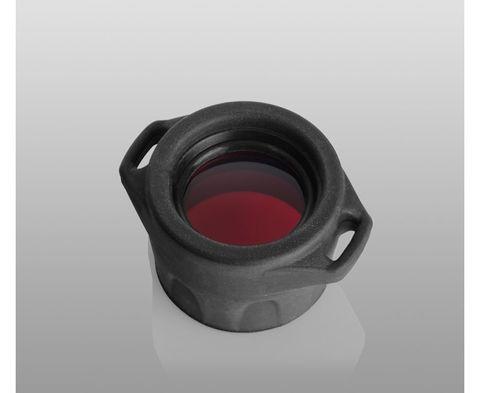 Красный фильтр ARMYTEK для фонарей PRIME/PARTNER.