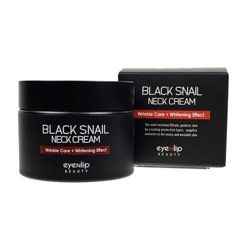 Омолаживающие средства Крем для шеи EYENLIP антивозрастной BLACK SNAIL NECK CREAM 50ml 1krem-dlya-shei-antivozrastnoj-eyenlip-black-snail-neck-cream-50ml.jpg