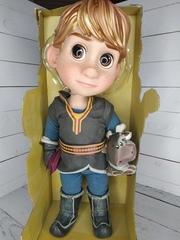 Кристофф, Disney Animators (Дисней Аниматорс), 38 см
