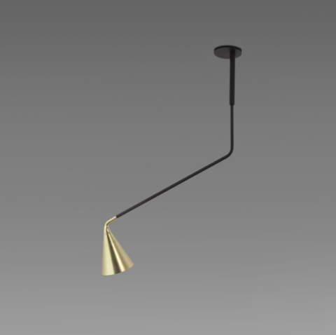 Подвесной светильник  GORDON561.15B, Италия