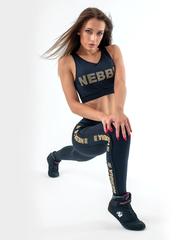 Лосины женские Nebbia 801 Gold Classic