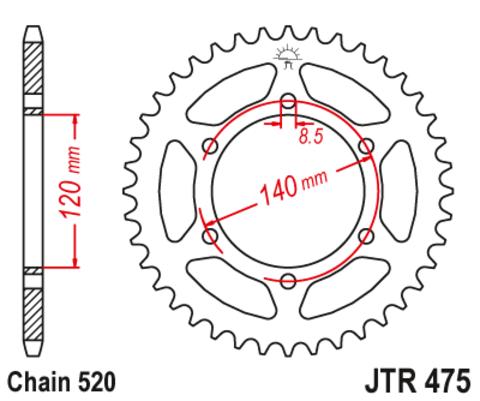 JTR475