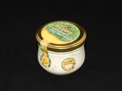 Мед с кедровыми орешками 250 г