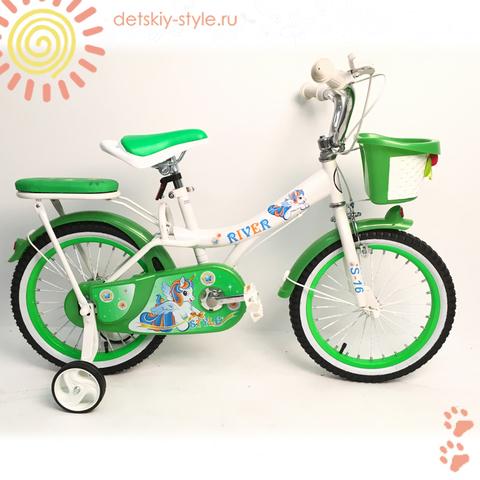"""Велосипед River Bike """"S 16"""" (Ривер Байк)"""