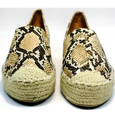 Модные эспадрильи Lily shoes Q38snake.