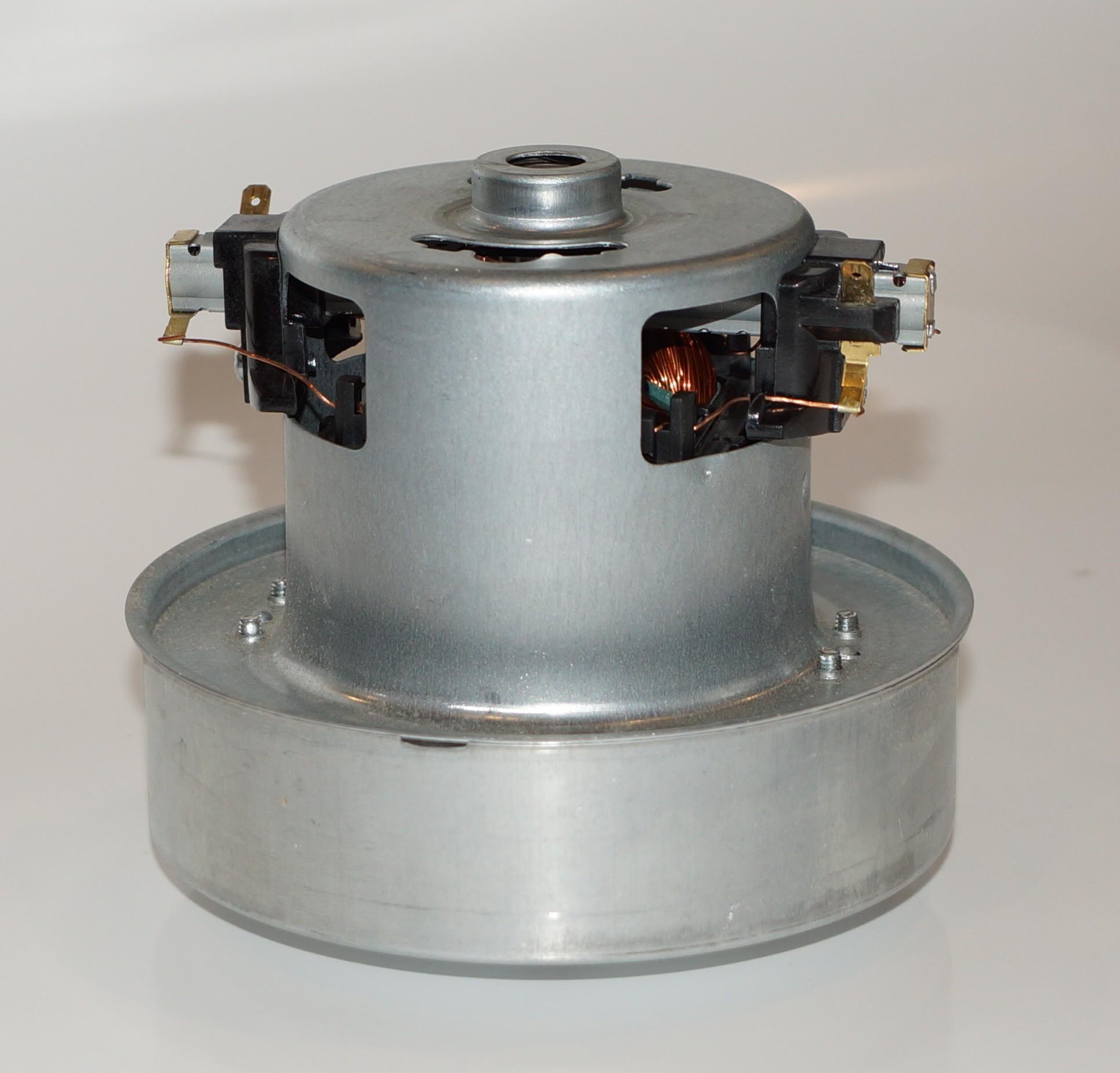 Двигатель /мотор пылесоса универсальный (VC07W36FUP, HX-1200, YDC01-12, PA1200) 1200W H-115мм; D-130мм.