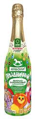 Дудоли напиток газированный с игрушкой «Яблочно-барбарисовый» с витаминами 0,75л