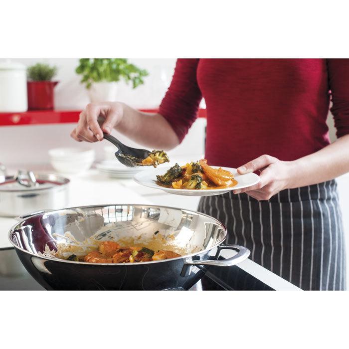 Сковорода вок с двумя ручками TRI-LUX (34 см)