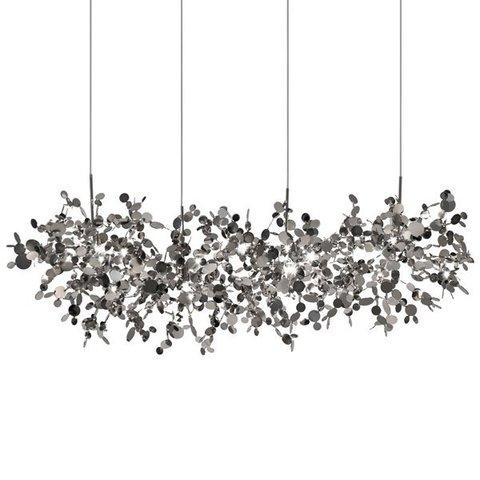 Подвесной светильник копия Argent by Terzani (серебряный)