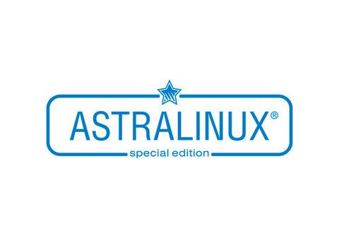 Сертификат технической поддержки на 1 тонкого клиента на операционную систему специального назначения «Astra Linux Special Edition»