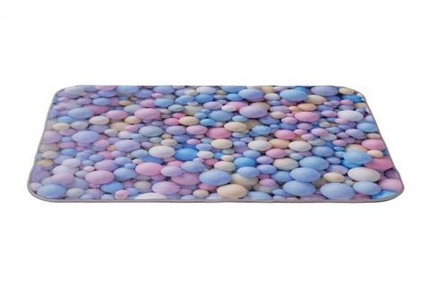 Плюшевый коврик 140х200 см Bubble