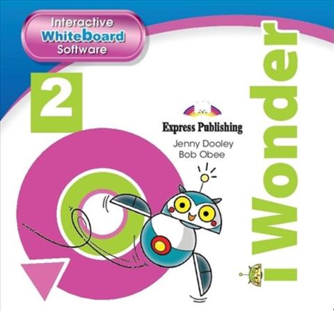 I Wonder 2 Interactive WhiteBoard Software - Диск для интерактивной доски