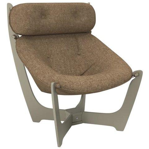 Кресло для отдыха Комфорт Модель 11 серый ясень/Malta 17