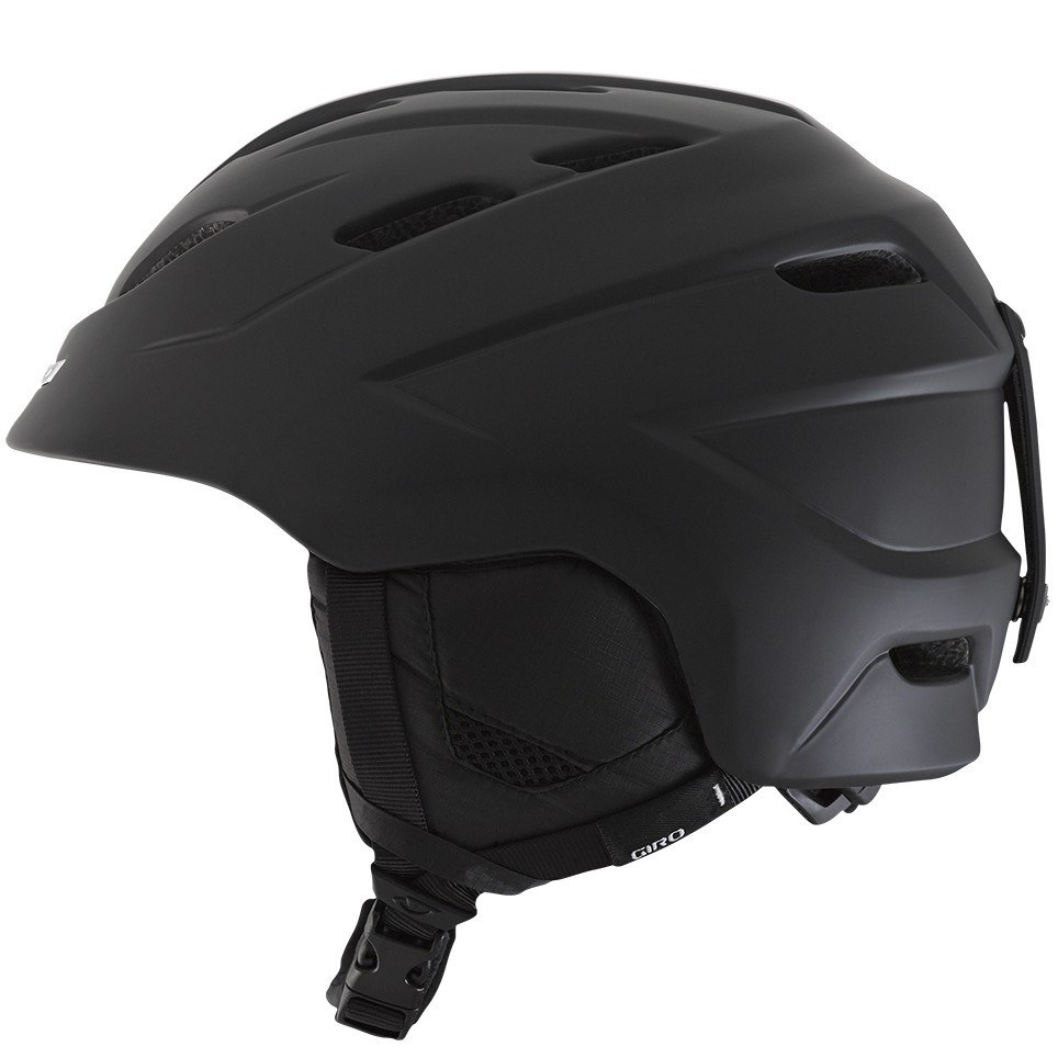 Шлем Giro NINE.10 Matte Black Zoom