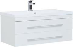 Мебельная раковина Aquanet Нота 100 NEW 00204096 фото