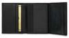 Кошелек Piquadro Pulse, черный, 10х8х1,5 см