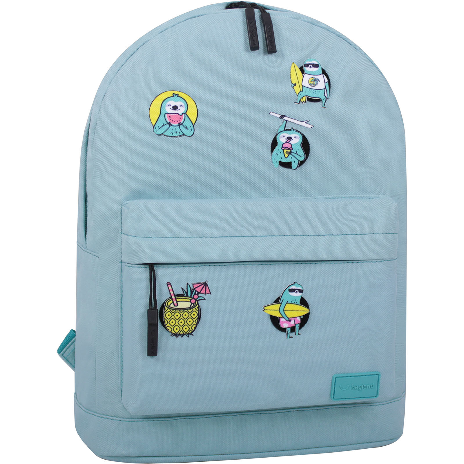 Молодежные рюкзаки Рюкзак Bagland Молодежный W/R 17 л. 252 Тифани (00533662 Ш) IMG_2931.JPG