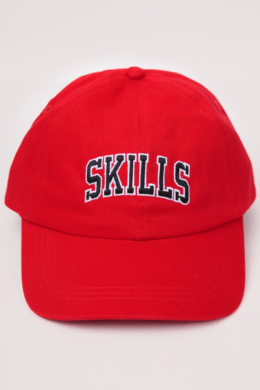 Бейсболка SKILLS Chicago Red