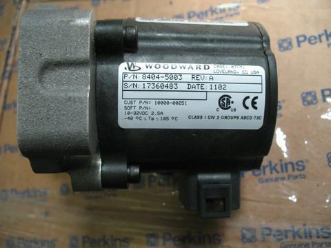 Регулятор оборотов Woodward L-серии / CONTROLLER АРТ: 10000-00251