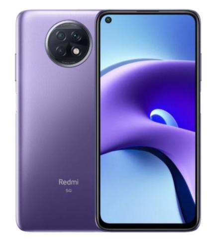 Смартфон Xiaomi Redmi Note 9T (NFC) 4/128GB Фиолетовый
