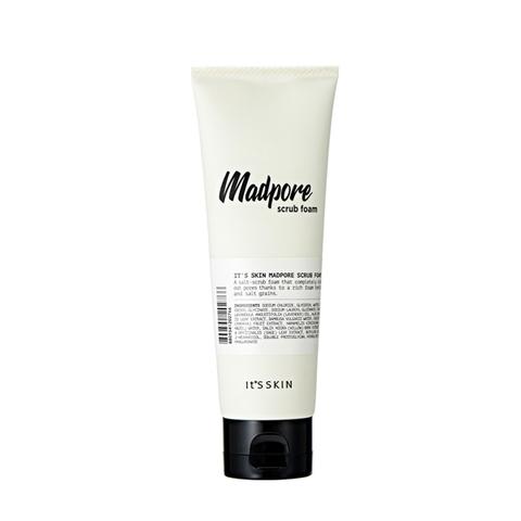 It's Skin  Mad Pore Scrub Foam пенка для лица, 120 мл