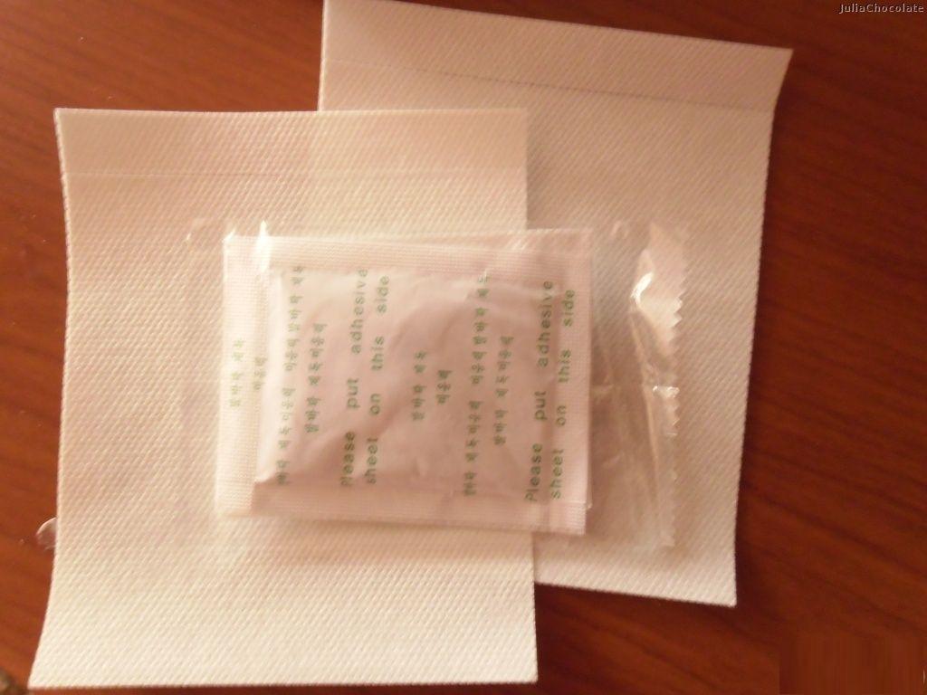 Детоксирующие пластыри Kinoki для чистки организма