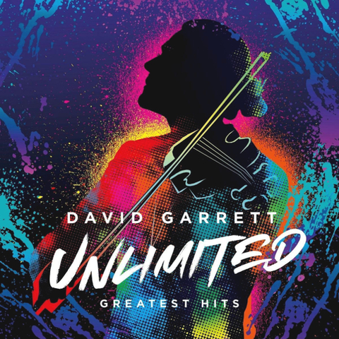 David Garrett / Unlimited, Greatest Hits (CD)