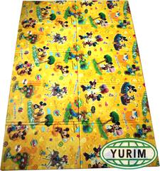 Складной детский коврик Микки Маус 4168