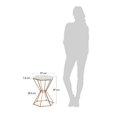 Приставной столик Limit 37 см
