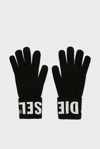 Черные перчатки K-SCREEX-B Diesel