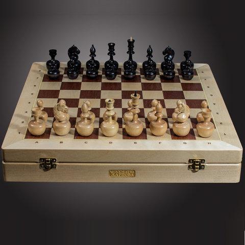 Шахматы Карпов-дизайн «Непобедимые»