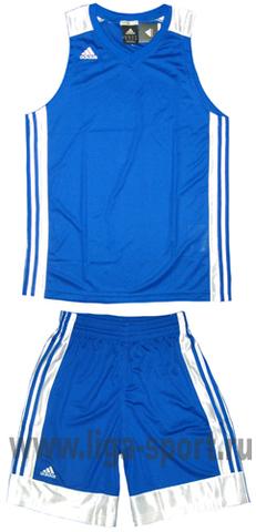 Баскетбольная форма Adidas OnCourt 214302/214545