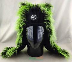 Шапка-ушанка с волосами Eisbar Keke Ear 609 - 2