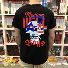 Футболка Medium Hell Boys - XS