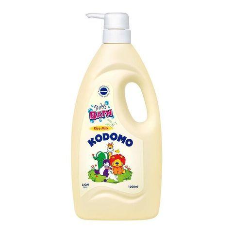 Гель-пена для купания Kodomo Baby