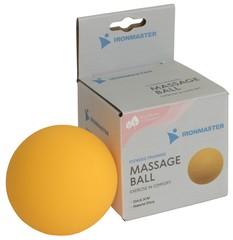 Мяч массажный Ironmaster 6,3 см