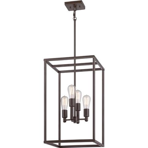 Подвесной светильник Quoizel, Арт. QZ/NEWHARBOR/4P