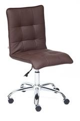 Кресло офисное ZERO — коричневый
