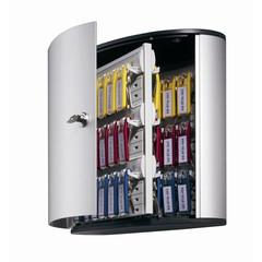Шкаф для ключей Durable 1953-23 серый (на 54 ключей, алюминий)