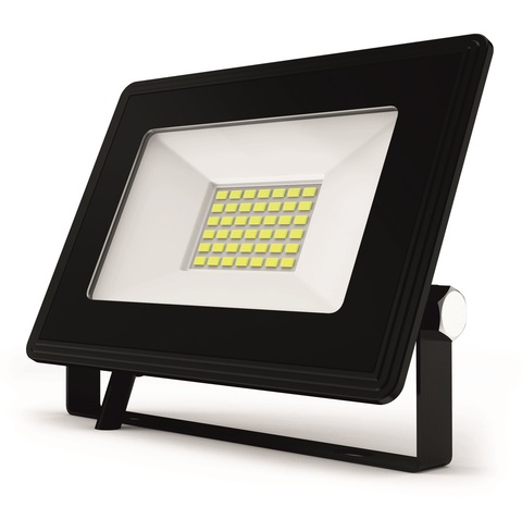 Светодиодный прожектор 30w LEEK LED FL BLACK