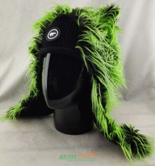 Шапка-ушанка с волосами Eisbar Keke Ear 609