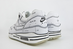 кроссовки Nike Air Max 1 White Tinker Sketch