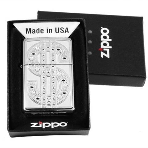 Зажигалка Zippo № 20904