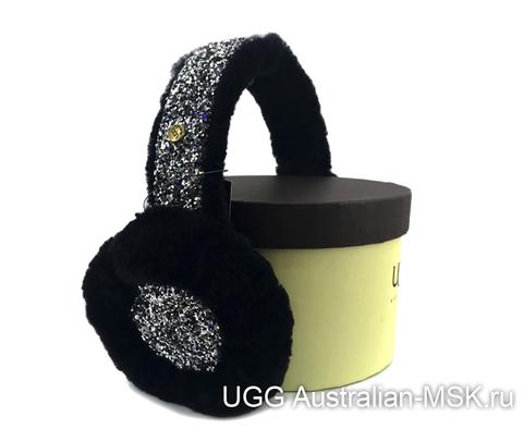 Наушники UGG Earmuff Cristal Black