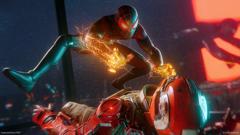 MARVEL Человек-Паук: Майлз Моралес (PS5, русская версия)