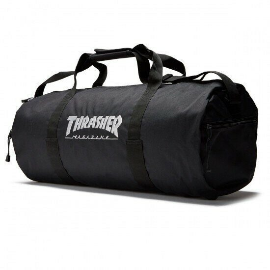 Сумка Thrasher Duffle Bag Black
