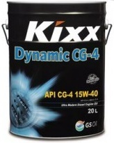 L2023P20E1 Kixx HD1 CG-4 15W-40 полусинтетическое моторное масло (20 литров ) купить на  официальном сайте партнера ht-oil.ru