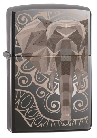 Зажигалка Elephant Fancy Fill Design ZIPPO 49074