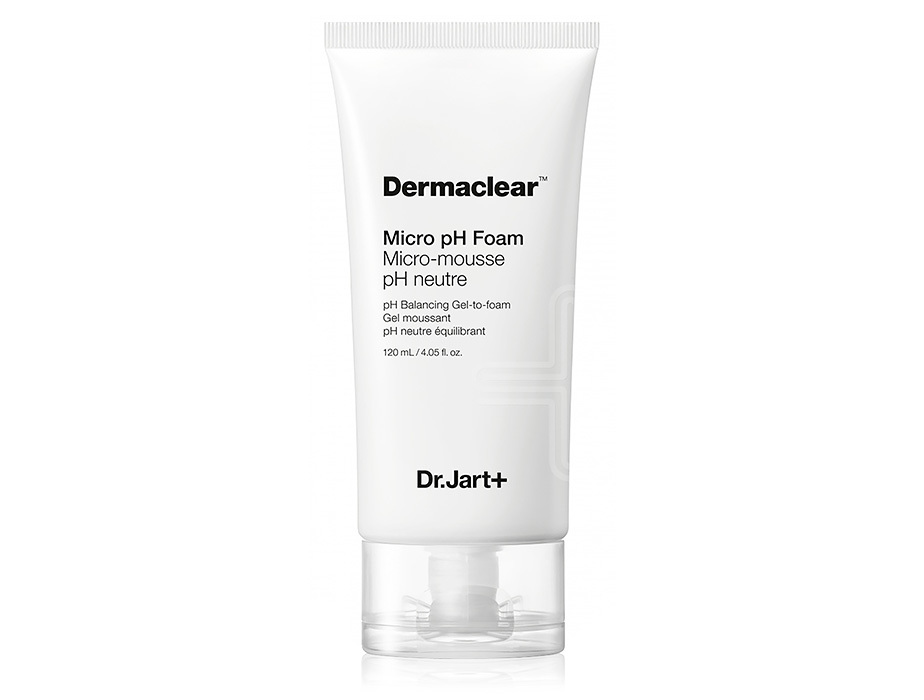 Гель-пенка Dr. Jart+ Dermaclear Micro PH Foam 120мл